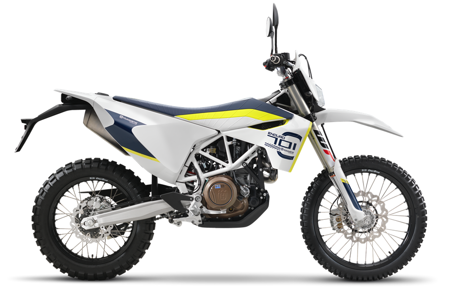 My next bike. A white KTM?